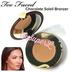 2/$15 Too Faced Chocolate Soleil Matte Bronzer